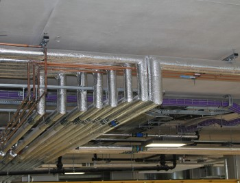 Ameon Pipework and Cable Installation