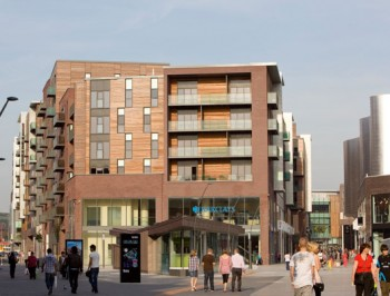 The Rock Development, Bury (1)
