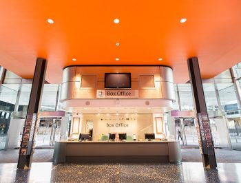 The Lowry Theatre Box Office